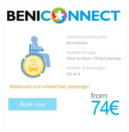 beniconnect adapted wheelchair transfers