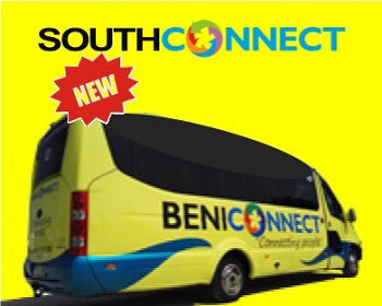 SOUTH CONNECT SHUTTLE -  (ALC) Alicante Airport Transfers