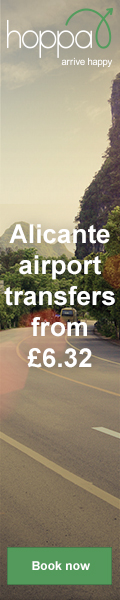 Award winning airport transfers from Alicante to Benidorm up to 15% OFF